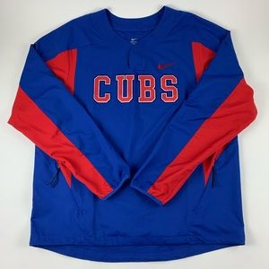 Chicago Cubs MLB Nike Pullover Jacket